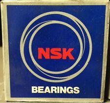 NSK 6202ZZ Deep Groove Ball Bearing Single Row Double Shielded Pressed Steel