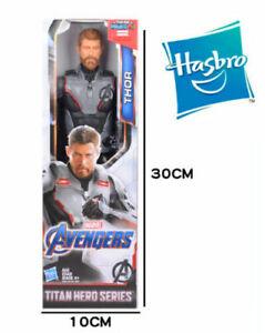 Hasbro-Marvel-Avengers-Endgame-Thor-Titan-Hero-Series-Action-Figure-Model-Toys