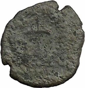 THEODOSIUS-II-425AD-Ancient-Roman-Coin-Cross-within-wreath-of-success-i32888