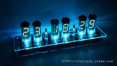 Pluggable-Wireless-V3.0-Pro-USB Powered IN-14 6-Tube NIXIE Clock-NIXIE TUBE ERA
