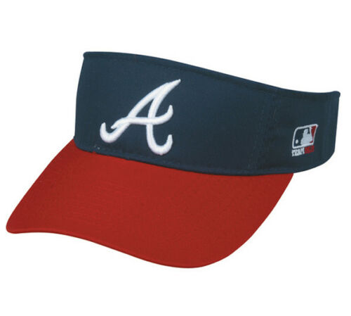 MLB-Official-Replica-Baseball-Visor-Various-Team-Hat-Adjustable-MLB-Licensed