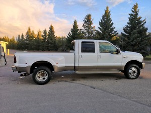 2005 Ford F 350 king ranch