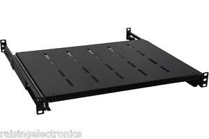 1U-sliding-Shelf-IT-server-internet-network-Mount-19-034-inch-Cabinet-Rack-15-034-24-034