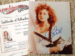 PAULA-ABDUL-In-Person-Signed-8X10-Photo-SuperStars-Gallery-SSG-COA-PROOF