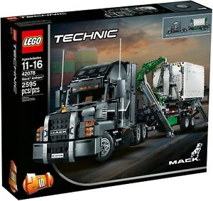 LEGO-Technic-42078-Mack-Anthem-NUOVO