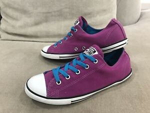 Details about Converse All Star Chuck Taylor Shoes Girls Youth 6 US 24 cm (women 7 US) [CS1]