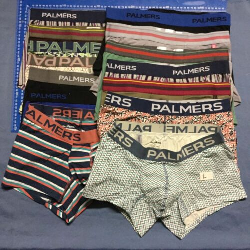 10 pack of MEN/'S PALMERS Trunks BOXER SHORTS briefs soft cotton Stretch S-XL