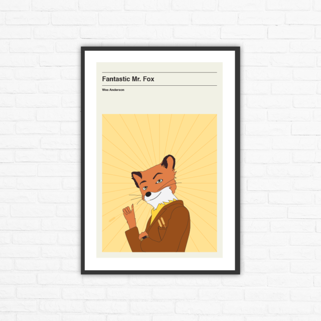 Wes Anderson Fantastic Mr Fox For Sale Online Ebay