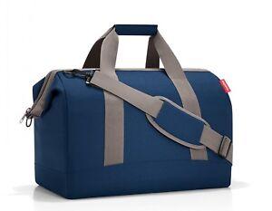 reisenthel-allrounder-L-Reisetasche-Tasche-Sporttasche-dark-blue-blau-MT4059
