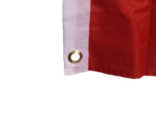 3x5 POW MIA POWMIA Prisoner Of War Red White Military 150D Polyester Flag 3/'x5/'