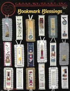 Bookmark-Blessings-Religious-Bookmarks-to-make-in-Counted-Cross-Stitch-CSB-144