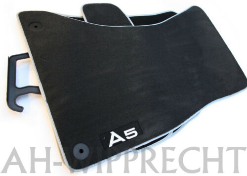 NUOVO TUNING a5 s5 SPORT BACK S-LINE tappetini premium rs5 8t Velluto Tappetini Tessili