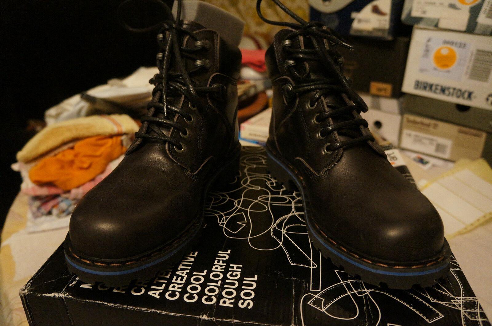 Art 574 Birmingham, botas de Neige homme, negro (negro), 42 EU