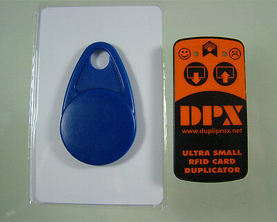 World's Smallest Portable RFID Reader Writer Card & Tag Copier Duplicator Clone