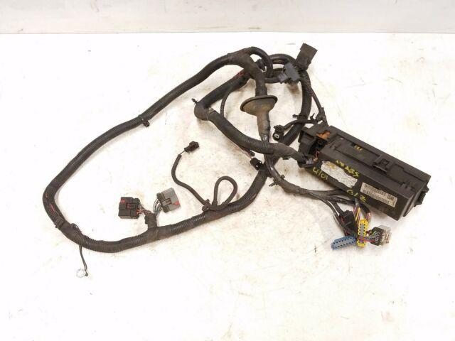 jeep wrangler tj underhood firewall fusebox relay wiring harness 2001 01p  for sale online | ebay  ebay
