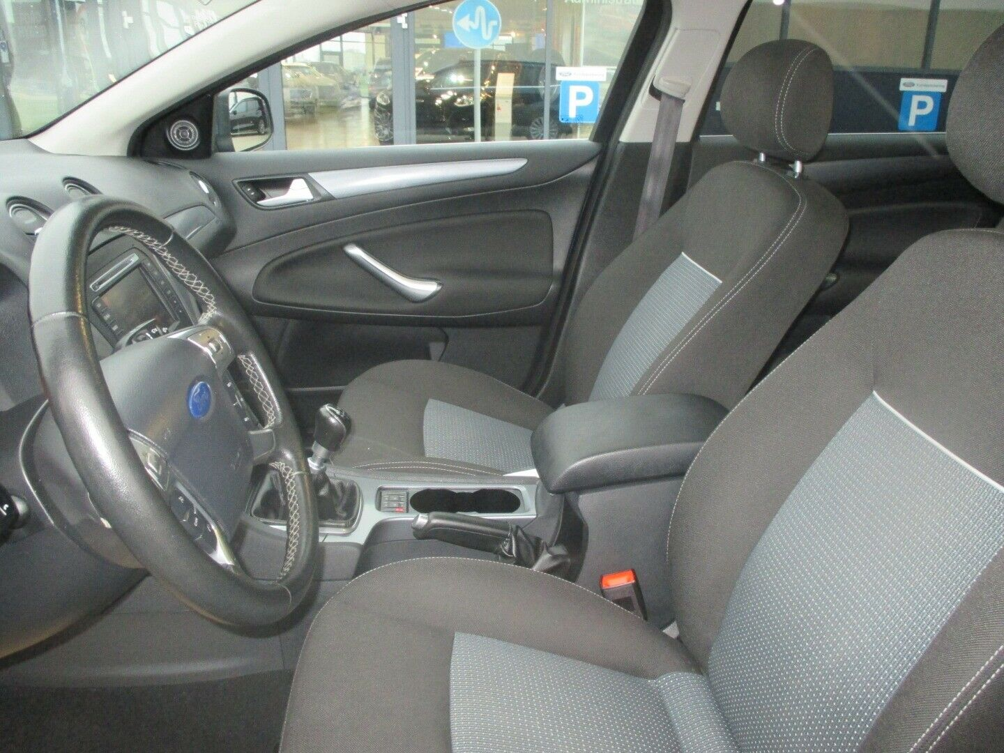 Ford Mondeo 2,0 TDCi 163 Collection stc. - billede 8