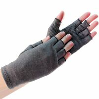 Compression Gloves With Grips Ease Arthritis Pain & Promote Circulation