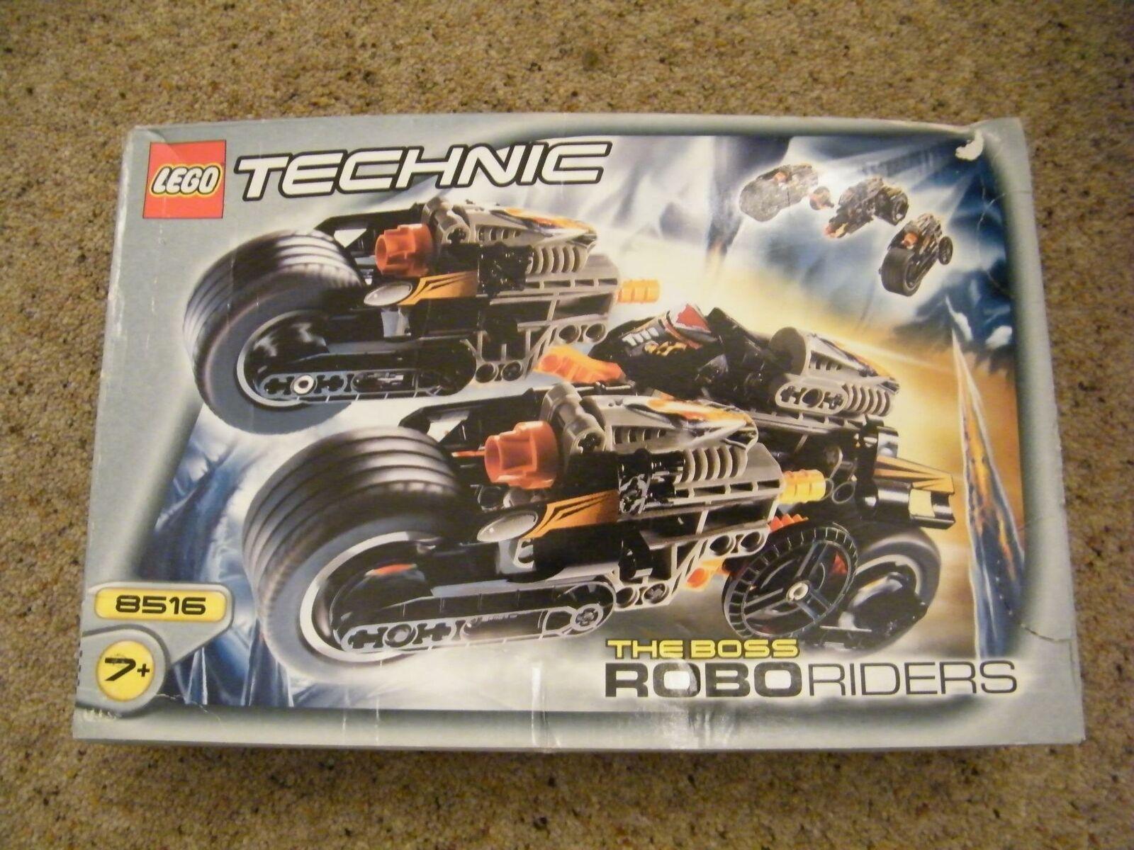 NUOVO LEGO Technic bionicle roborider SLIZER 8516  il capo in una scatola sigillata Nuovo con Scatola  spedizione gratuita!