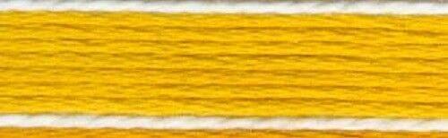 Anchor Sticktwist 6fädig 8 m 100 /% BW messinggelb 306