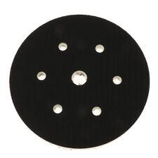 Backer Pad Layer 5inch 125mm 8 Holes Interface Pad Sponge Intermediary Backing