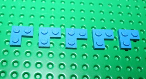 Lego 2420 Platte Bauplatte 5 Stck Ecke 2x2  viele Farben große Auswahl 16