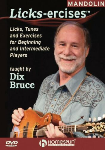 Mandolin Licks-ercises Licks Tunes and Exercises for Beginning and Int 000221948
