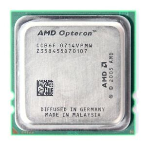 Supporto Six OS2423PDS6DGN Core AMD CPU 2423 Fr6 6MB 2GHz 1207 Presa Opteron He 81qwqAO