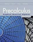 Precalculus: Graphical, Numerical, Algebraic by Franklin Demana, Gregory D Foley, Bert K Waits, Daniel Kennedy (Hardback, 2010)