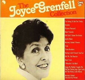 The-Joyce-Grenfell-Collection-1976-UK-Vinyl-LP-EXCELLENT-CONDITION