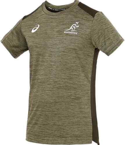 Australian Wallabies 2020 Mens Training Shirt Sizes S-4XL BNWT