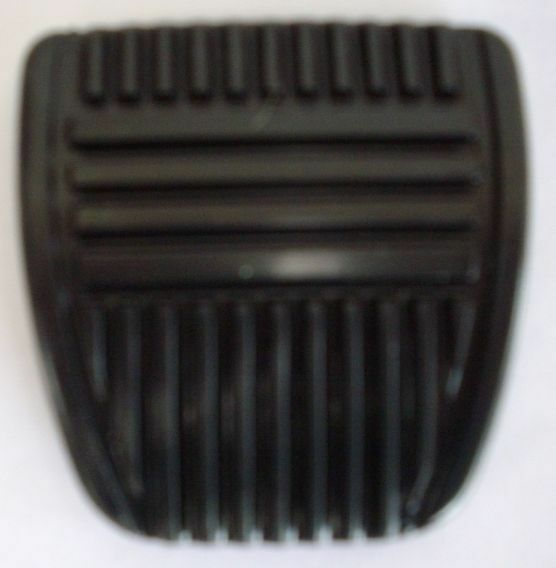 SUPRA JZA80 BRAKE OR CLUTCH PEDAL RUBBER- GENUINE (MANUAL VEHICLES ONLY)