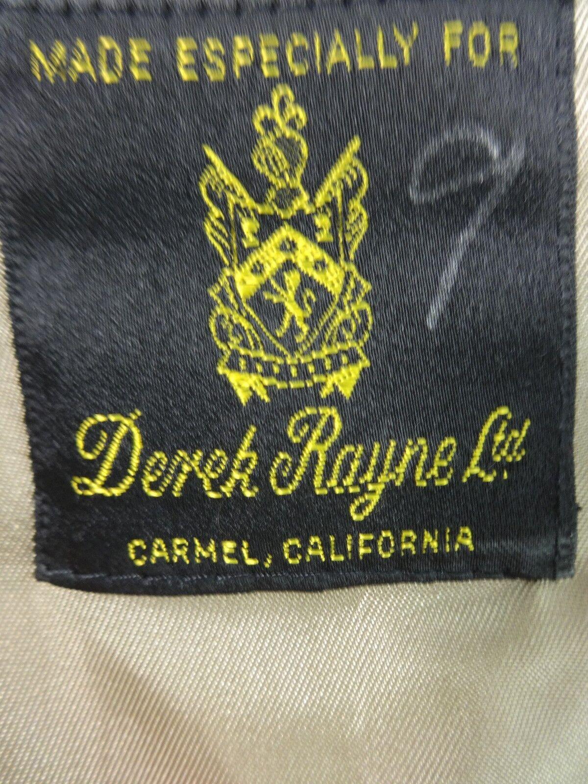 Derek Rayne Mer Carmel par la Mer Rayne pour Hommes Brun Tweed Chameau Cheveux 90a315