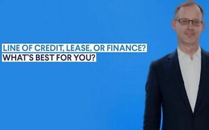 Line of credit, lease, or finance? A dealer breaks down what's best for you kijiji autos