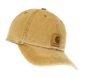 ae1e46006c7 Carhartt 100289211 Men s Odessa Cap - Brown for sale online