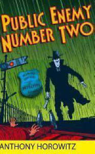 Public-Enemy-Number-Two-Diamond-Brothers-Horowitz-Anthony-Good-FAST-Deliv