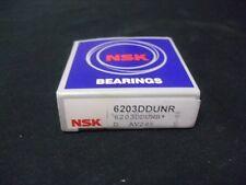 Bearing NSK 6203DDUNR