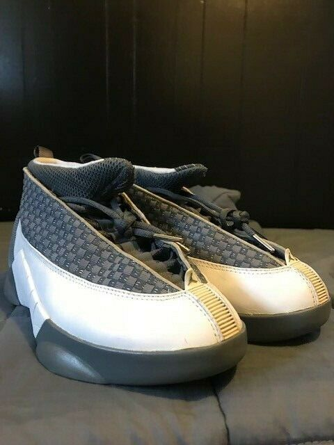 f4cd66845 Air Jordan Flint 15 XV OG 2000 Great condition 8.5 steal supreme condition  nowrqm2623-Athletic Shoes