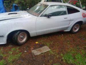 1978 Ford Mustang King Cobra