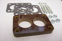 Fits Stromberg Ww Small Rochester 2g Holley 2110 Carb Spacer Phenolic Riser 1/2