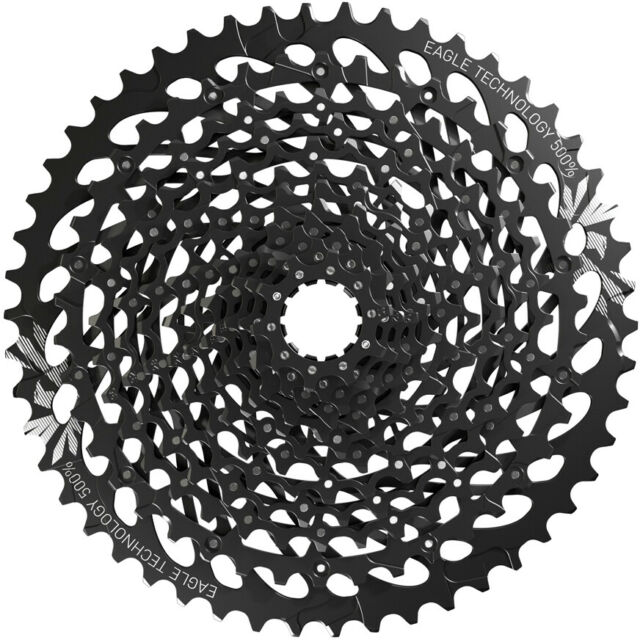 SRAM GX Eagle xg1275 10-50T 12Sp Cassette Black