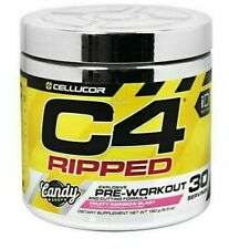 Cellucor C4 30 Servings RIPPED Pre WORKOUT FREE SHIPPING!! **FRUITY RAINBOW**