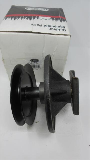 "Oregon 82-674 Toro / Exmark 100-3976 Spindle Assembly Z Master 52"" Mower Deck"