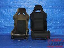 Jdm 2002 2006 Honda Integra Type R Acura Rsx Dc5 Oem Bucket Seats With Rails 2