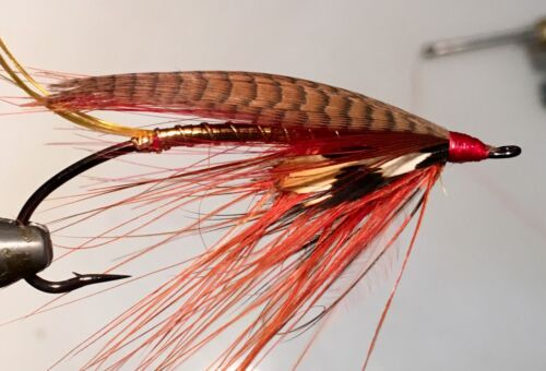 #2 Blue Heron Spey Hooks! Designed by Dave McNeese  Quantity 100 Each