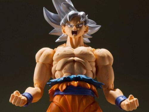 Bandai S.H.Figuarts Dragon Ball Super Son Goku Ultra Instinct PRE-ORDER MAY 2020