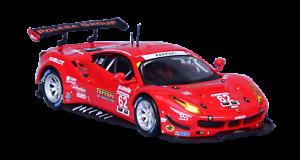 BBURAGO-1-43-FERRARI-2017-488-GTE-DIECAST-MODEL-RACING-CAR-NEW-IN-BOX