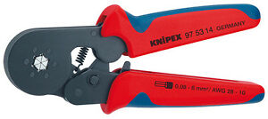 Knipex-97-53-14-Self-Adjusting-Crimping-Pliers-for-End-Sleeves-ferrules-975314