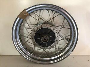 Una-Llanta-Rueda-Trasero-Excel-Dimension-3-00-X-15-Moto-Suzuki-125-Marauder