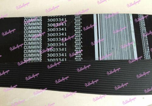 1PCS New 3003341 Cummins Fan Belt For KTA38 KTA50 #M970B QL