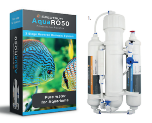 AQUARO-50-100gpd-3-STAGE-COMPACT-RO-REVERSE-OSMOSIS-UNIT-WITH-ALL-ACCESSORIES